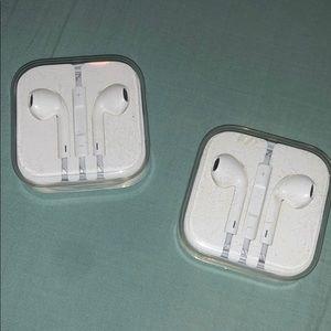 Other - Apple Earphones